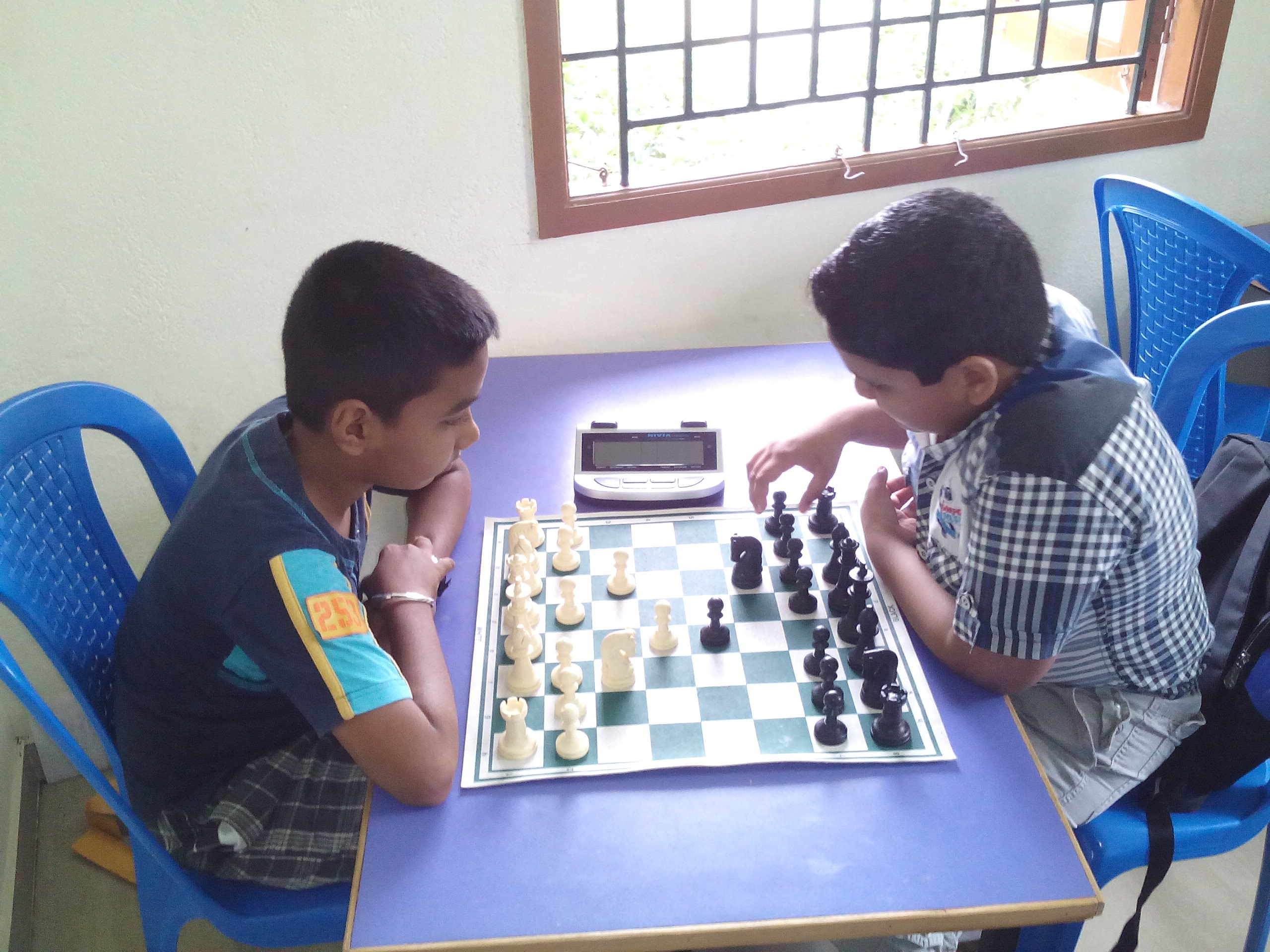 Rapid Chess Academy