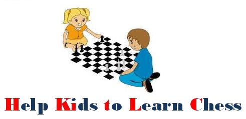 Help the kids to learn chess